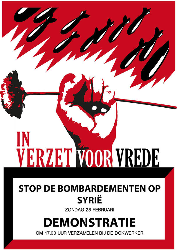 protest 28 feb Syrie