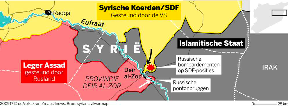 IS syrie